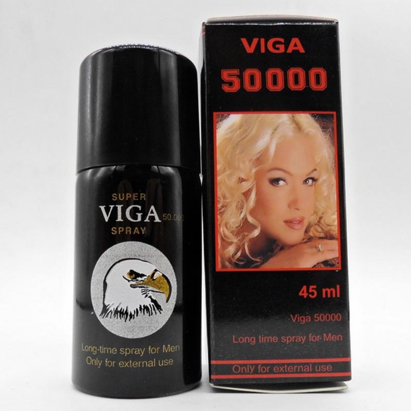 Phân phối Thuốc xịt cao cấp ViGa 50000